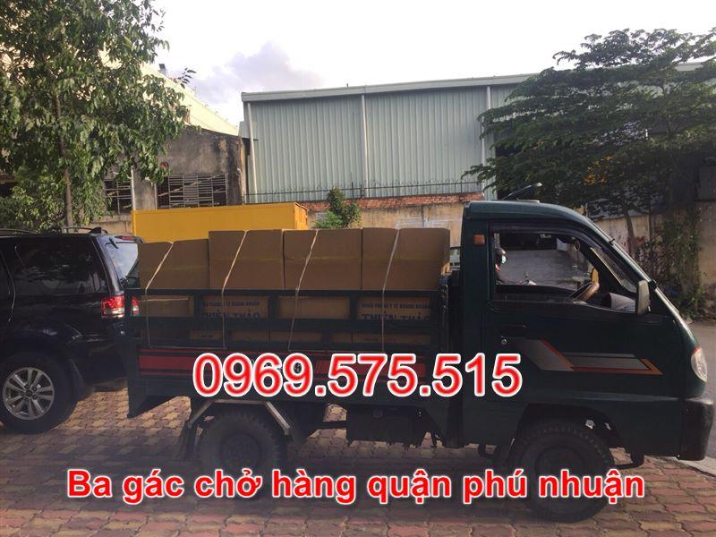 Ba gác chở thuê quận Phú Nhuận